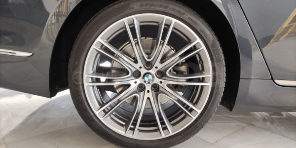 BMW 730d Vehículo de Ocasión.