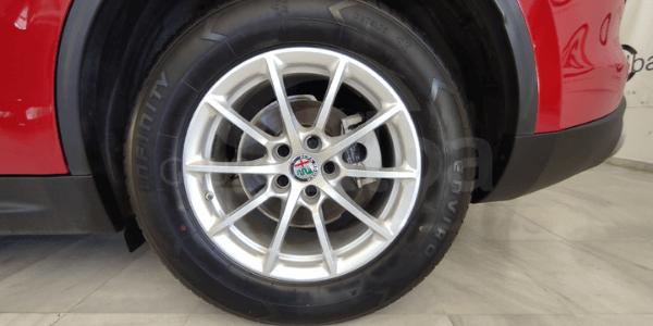 Alfa Romeo Stelvio en Grupo Alba